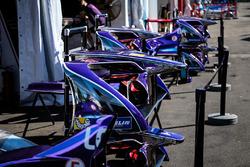 DS Virgin Racing garajes