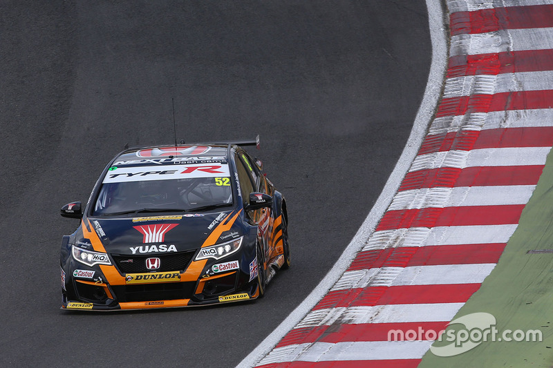 Gordon Shedden, Halfords Yuasa Racing, Honda Civic Type R