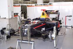 Super Formula of Pierre Gasly, Team Mugen