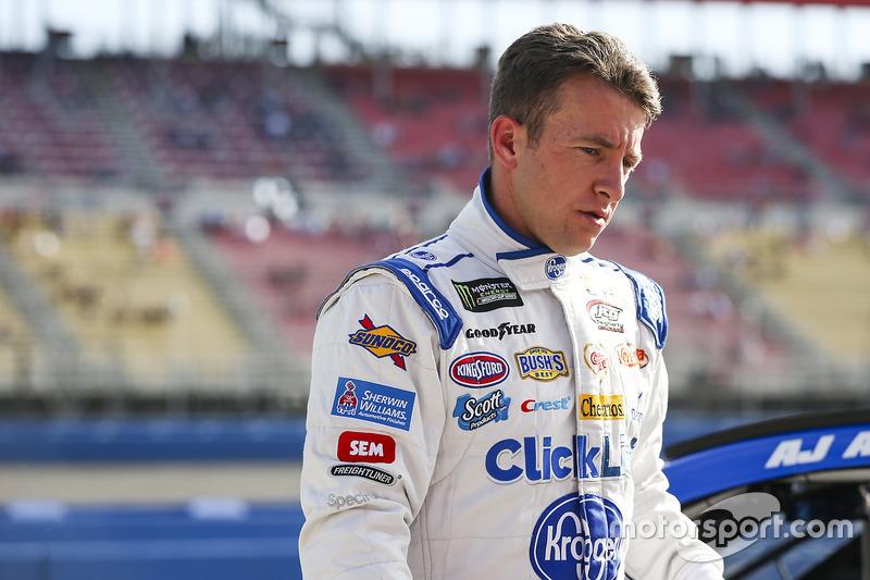 A.J. Allmendinger, JTG Daugherty Racing, Chevrolet