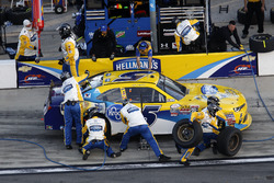 Pit stop Kasey Kahne, JR Motorsports Chevrolet