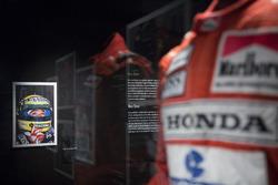 Cimeli di Ayrton Senna