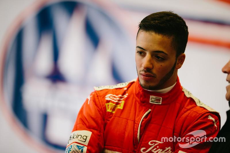 Antonio Fuoco, Ferrari (miércoles)