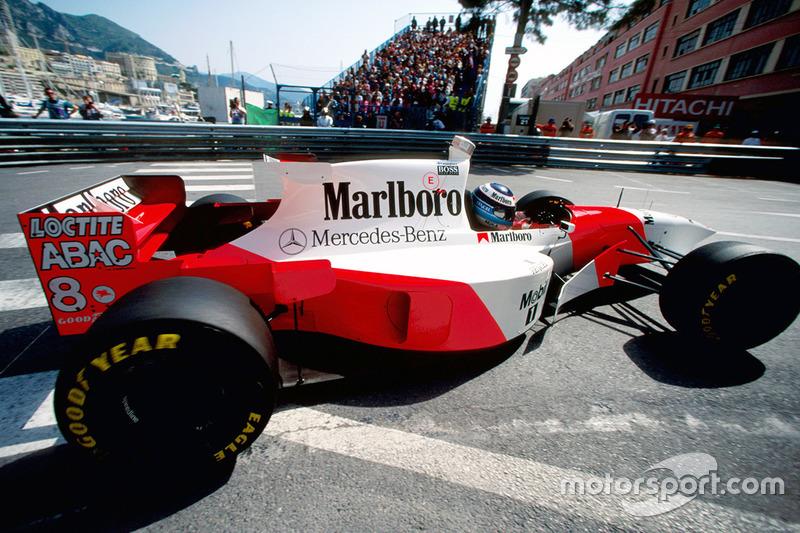 McLaren MP4/10B (1995)