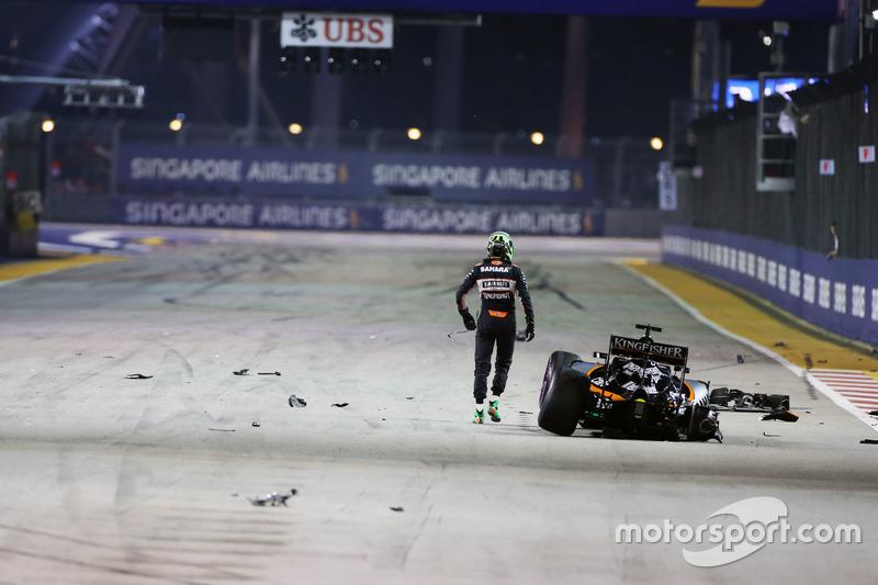 Force India: 4 очка