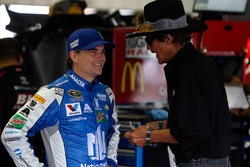 Jeff Gordon, Hendrick Motorsports Chevrolet, Richard Petty