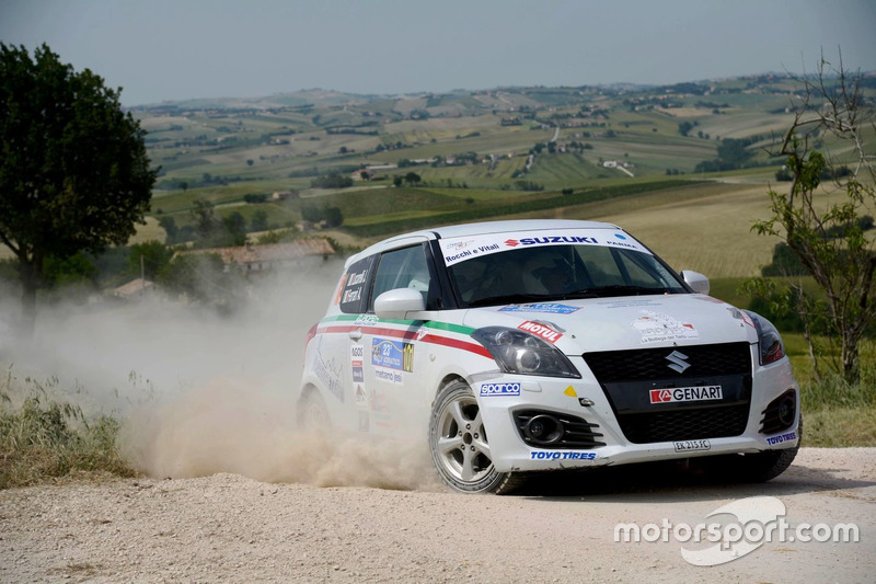 Jacopo Lucarelli, Suzuki Swift