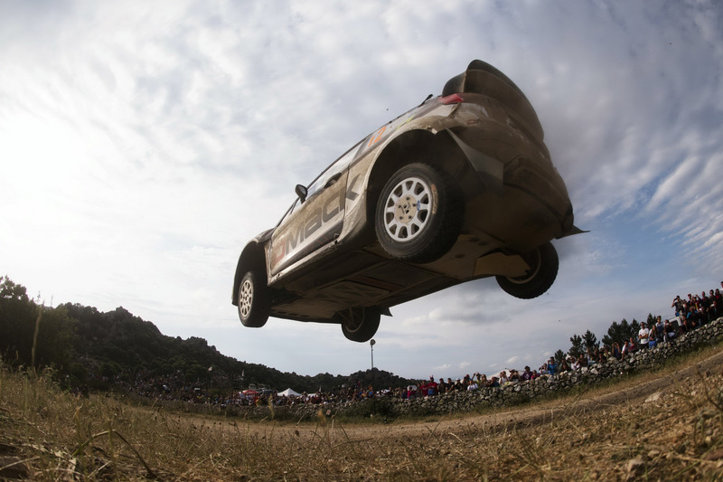 Отт Таняк, Раіго Молдер, DMACK World Rally Team