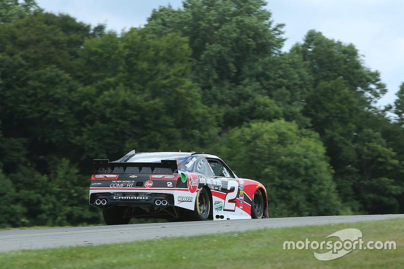 Sam Hornish Jr., Richard Childress Racing Chevrolet