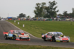Guillermo Ortelli, JP Racing Chevrolet, Josito Di Palma, Stopcar Maquin Parts Racing Torino
