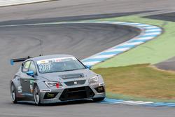 Pascal Eberle, Steibel Motorsport, SEAT Leon Cup Racer