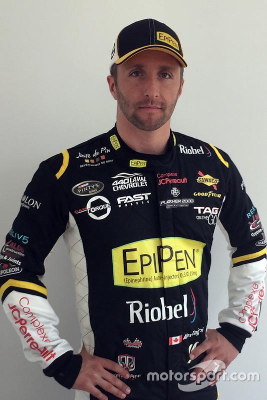 Pier-Luc Ouellette, Tagliani Autosport Chevrolet