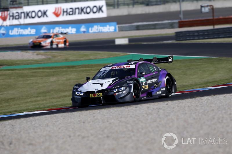 11. Joel Eriksson, BMW Team RBM, BMW M4 DTM