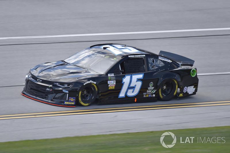 35. Ross Chastain, Premium Motorsports, Chevrolet Camaro