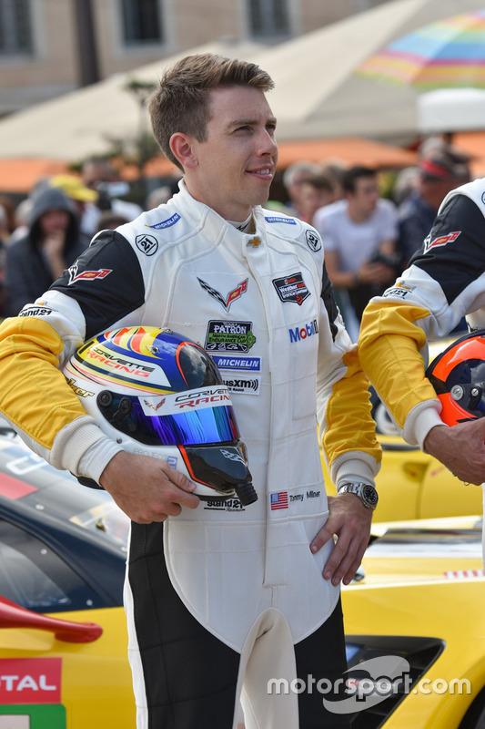 Tommy Milner, Corvette Racing