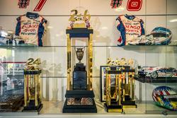Le trophée des 24 Heures du Mans