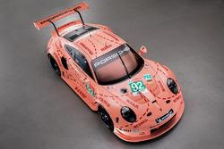 #92 Porsche GT Team Porsche 911 RSR with special livery