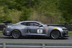 #1 Blackdog Speed Shop Chevrolet Camaro GT4: Lawson Aschenbach, Andy Pilgrim