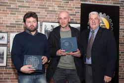 Giusva Pagani e Paolo Pianca alla premiazione ACS 2018