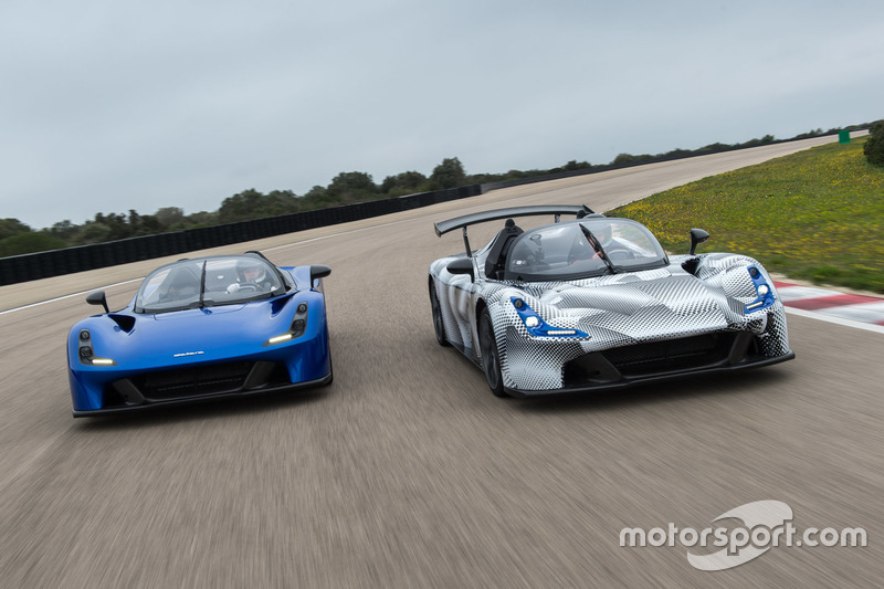 Test Dallara Stradale