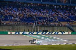 Ben Rhodes, ThorSport Racing, Ford F-150 Alpha Energy Solutions celebration