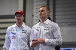 Jari-Matti Latvala and Ott Tanak, Toyota Racing