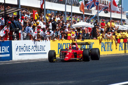 1. Alain Prost, Ferrari 641
