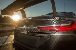 BMW M8 GTE rear detail