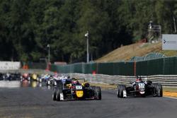 Dan Ticktum, Motopark Dallara F317 - Volkswagen, Fabio Scherer, Motopark Dallara F317 - Volkswagen