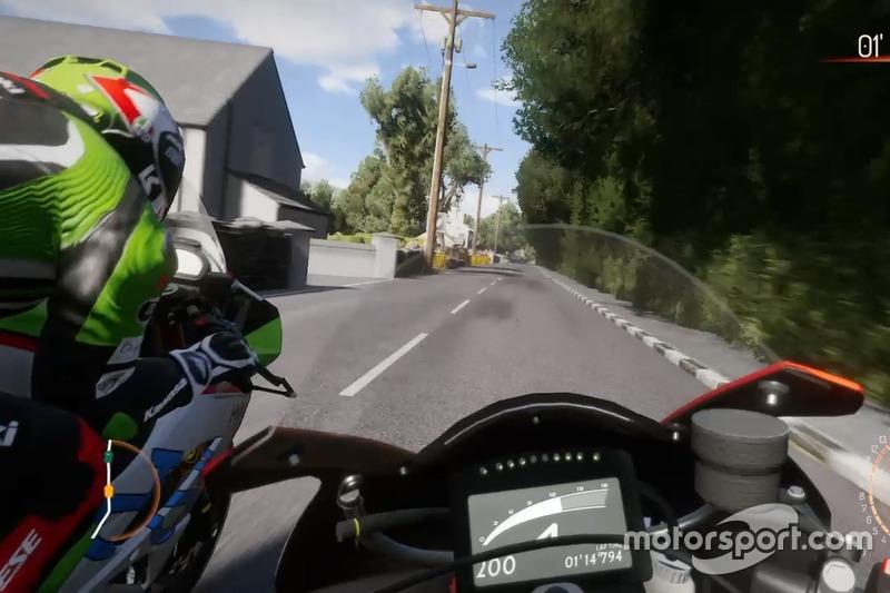 Gameplay, TT Isle of Man: Ride on the Edge