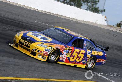 Michael Waltrip Racing November testing