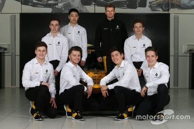2018 Renault Sport Academy line-up announced