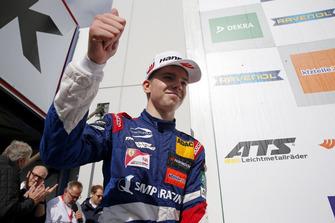Rookie Podium: Robert Shwartzman, PREMA Theodore Racing Dallara F317 - Mercedes-Benz