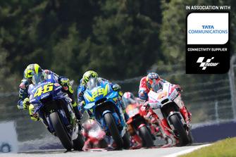 Valentino Rossi - Austrian GP Tata Communications feature