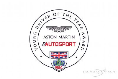 Premio Aston Martin Autosport BRDC Young Driver