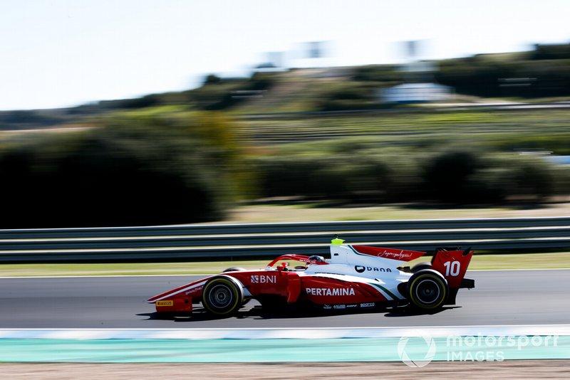 Sean Gelael, Prema Racing