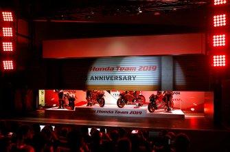 Presentazione Repsol Honda Team