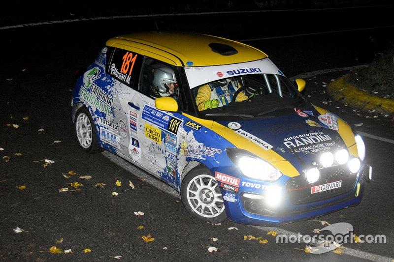 Suzuki Rally Cup: Rally Trofeo ACI Como
