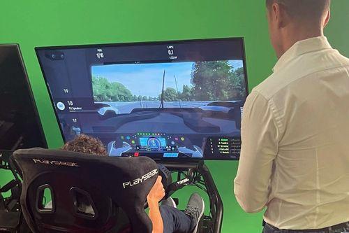 Alonso Motorsport Network HQ visits