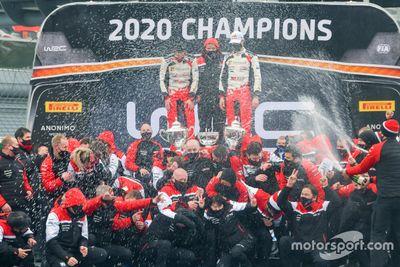 Rally van Monza