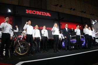 ホンダ、2019年モータースポーツ体制発表