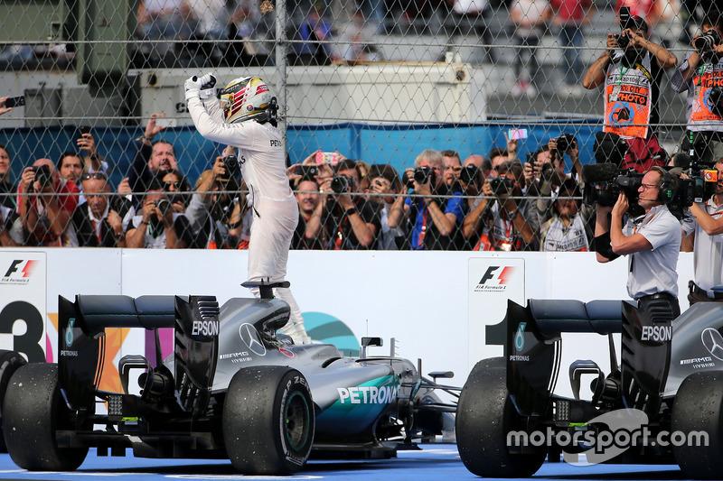 51- Gran Premio de México 2016, Mercedes