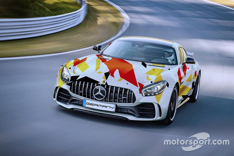 Germania: Mercedes AMG GT R