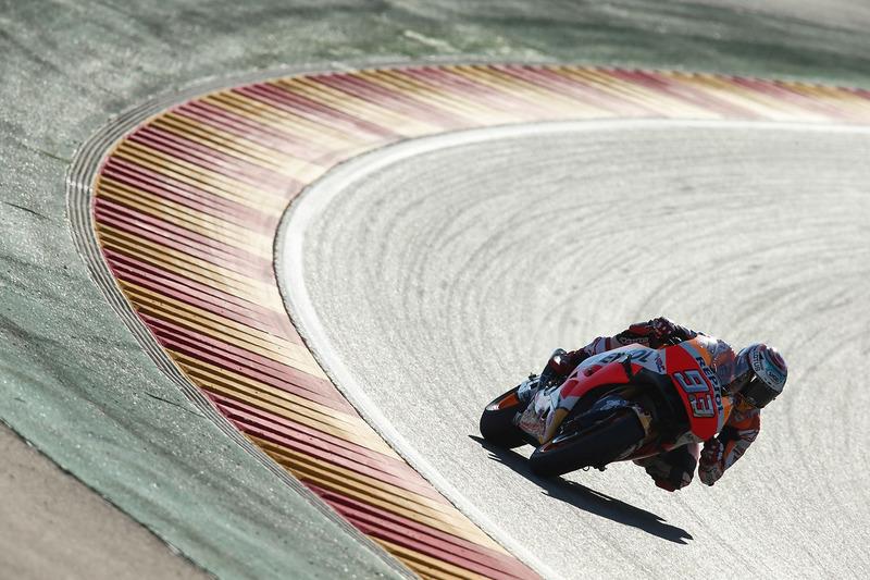 Qualifying: Marc Marquez fährt überlegen auf die Pole-Position