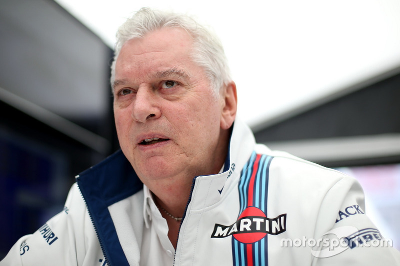 Pat Symonds, Williams F1 Team, Technischer Direktor