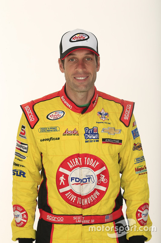 Scott Lagasse Jr., Chevrolet