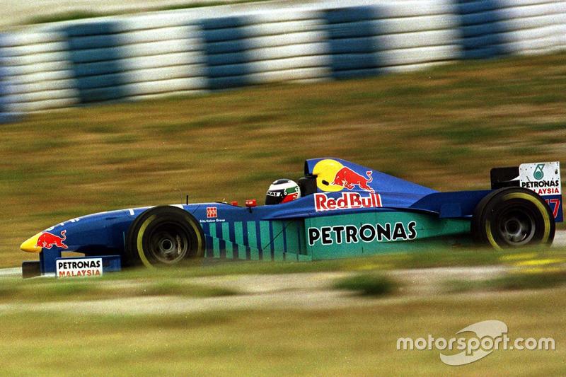 1997: Sauber C16 - Petronas (Ferrari)