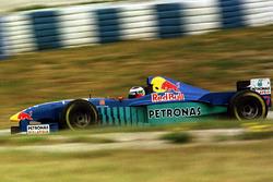 Джанни Морбиделли, Sauber C16