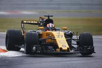 Nico Hulkenberg, Renault Sport F1 Team Team RS17