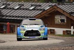 Simone Miele, Roberto Mometti, Citroen DS3 WRC, Top Rall